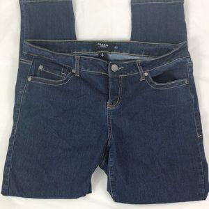 Torrid Dark Denim Skinny Jeans Sz 14S